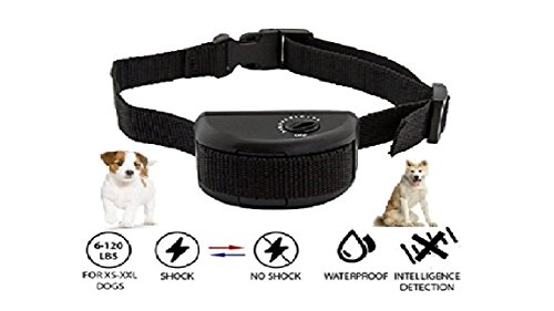 Wellturn 2018 SMART CHIP UPGRADE Bark Collar- Anti Barking Collar