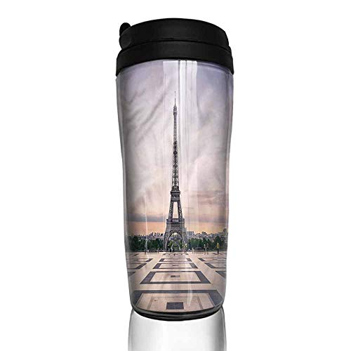 coffee cups with lids 16 oz Paris,Trocadero and Eiffel Tower 12 oz,coffee cup knobs for cabinets
