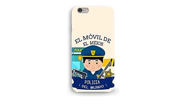Funda Carcasa policia para Huawei P20 Lite plástico rígido: Amazon.es: Electrónica