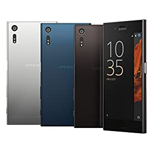 Sony Xperia XZ F8332 64GB 5.2-Inch 23MP 4G LTE Dual SIM FACTORY UNLOCKED International Stock No Warranty