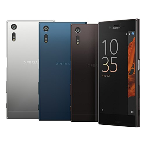 Sony Xperia XZ F8332 64GB 5.2-Inch 23MP 4G LTE Dual SIM FACTORY UNLOCKED International Stock No Warranty