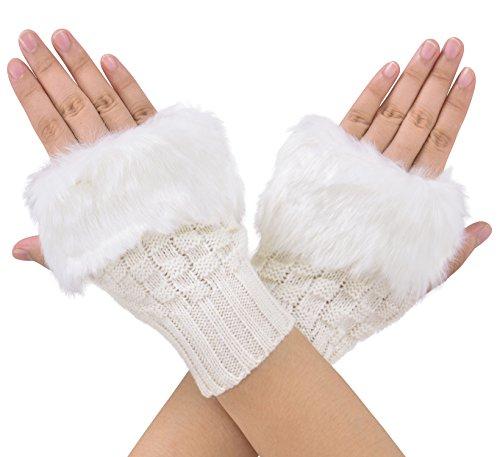Simplicity Womens Winter Fingerless Warmer