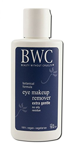Beauty Without Cruelty Eye Makeup Remover, 4 oz, 2 Pack by Beauty Without Cruelty