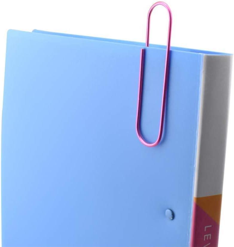 Kunst 250 St/ück Metall B/üroklammern Farbig Papierklammern Basteln N/ähen DIY B/üro 3 Gr/ö/ßen Mehrfarbig Style-1 Sicherheitsnadeln f/ür Kalebaschstifte mit Aufbewahrungsbox f/ür Zuhause Schmuck