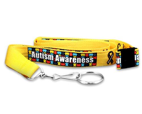 Autism Awareness Breakaway Lanyard (1 Lanyard - Retail) ()