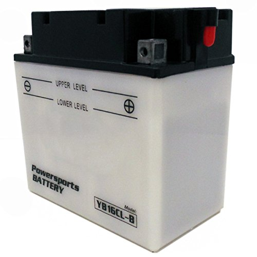 Yamaha Jet Ski Battery - 8