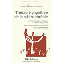 Thérapie cognitive schizophren