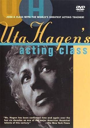 Amazon com: Uta Hagen's Acting Class: The DVDs: Uta Hagen