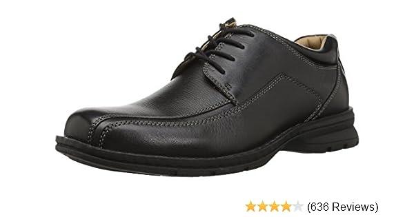amazon com dockers men s trustee leather oxford dress shoe oxfords