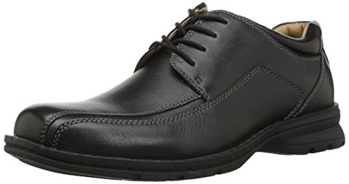 Dockers Men's Trustee Leather Oxford Dress Shoe,Black,11 M US
