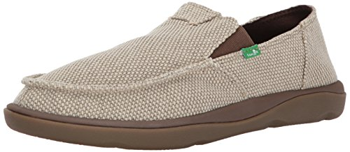 Mocassino Slip-on Uomo Sanuk Mens Vagabondo Tripper Naturale