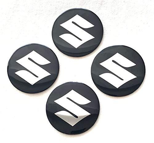 Suzuki Emblema Rueda Centro Tapa Adhesivo Logotipo Tapacubos ...