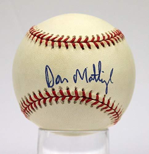 DON MATTINGLY YANKEES SIGNED AUTOGRAPHED OAL BASEBALL BALL PSA/DNA #AE93567 (Oal Baseball Ball)