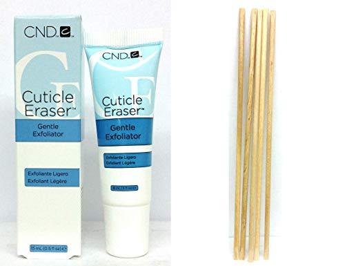 Cuticle Eraser Gentle Exfoliator 0.5oz/15mL + Free Bonus