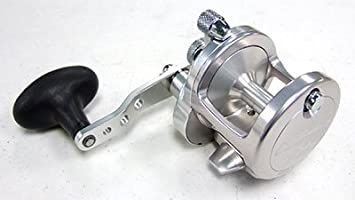 Avet SX 5.3 1 Single Speed Reel – Silver – Right-Hand
