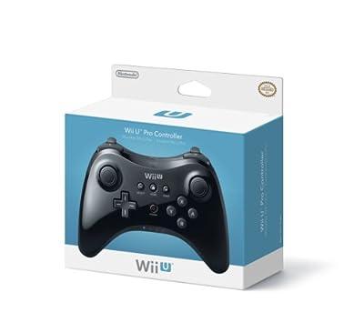 Nintendo Wii U Pro Controller - Black from Nintendo