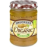 Smucker's Organic Natural Peanut Butter-chunky (Natural Chunky)