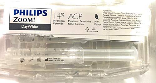 9.5% Teeth - Philips Zoom Day White ACP 14% (3 Syringe Pack)