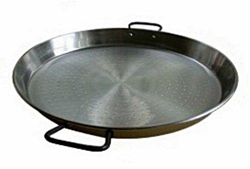 Muurikka pentola per cucinare la paella in acciaio 40 for Cucinare per 40 persone