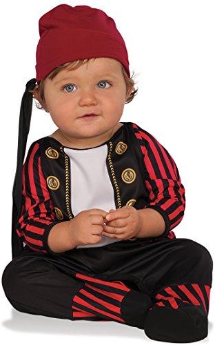 Pirate Cutie Costume (Rubie's 510351 Pirate Cutie Costume, Infant,)