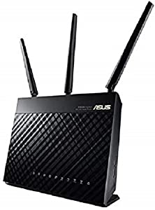 Asus AC1900 Dual Band Gigabit wifi Router with MU-Mimo, Aimesh for Mesh WIFI System