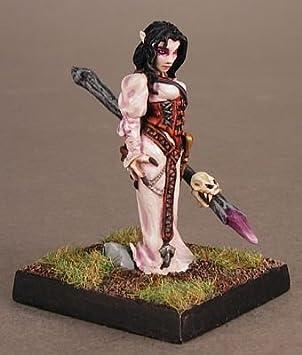 Reaper Miniatures 2810 Hyrekia Half-Elf Sorceress