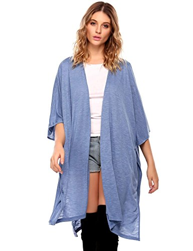 Lightweight Cotton Cardigan Sweater - 5