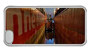 Hipster discount for iphone 6 4.7 case harbor between container ships PC Transparent for Apple for iphone 6 4.7
