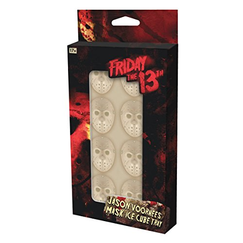 Friday the 13th Jason Voorhees Mask Ice Cube Tray ()