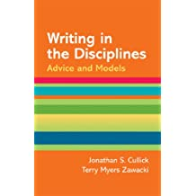 Writing in the Disciplines: A Hacker Handbooks Supplement (Hacker Handbooks Supplements)