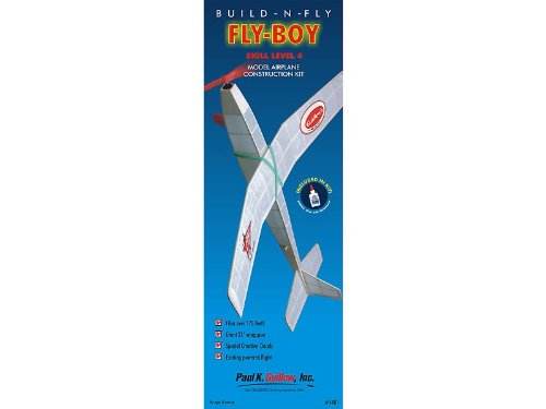 Guillow's Fly Boy Model Kit