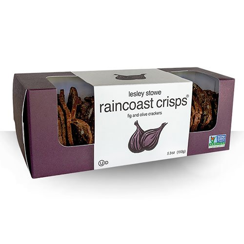 Raincoast Crisps - Fig and Olive (6 ounce)
