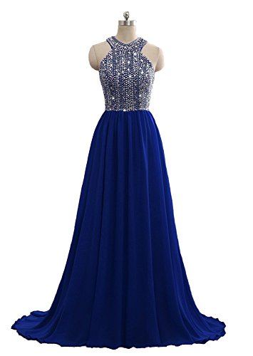 Beading Long Evening Dress - 7