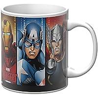Star Licensing Marvel Avengers Tazza Mug, Ceramica, Multicolore