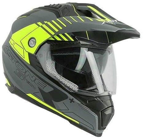 Amazones Astone Helmets Casque De Moto Crossmax S Tech Casque