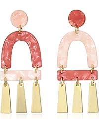 Womens Fashion Drop Earrings