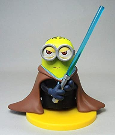 Buy Limited Edition The Obi Wan Of Star Wars Became Minion Yoda