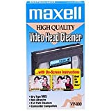 vhs head cleaning tape - VP-100 VHS Head Cleaner (Dry)