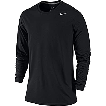 Fashion Shopping Nike Men's Legend Long Sleeve Tee