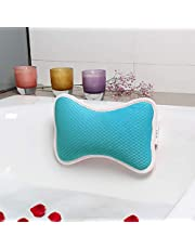 Bath Pillow,Bathtub Pillow,Spa Pillow with Suction Cups,Non-Slip Supports Neck and Shoulders for Home Spa, Bathtub, Hot Tub, Luxurious