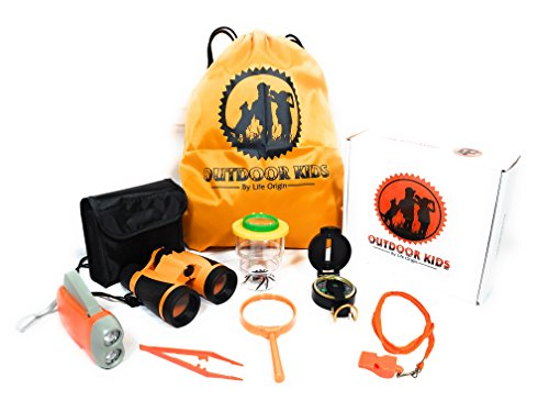 Outdoor Toys for Kids Adventure Kids Outside Children Exploration Kit