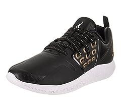 pretty nice 06826 94b85 Jordan Grind, Chaussures de Fitness Homme, Multicolore (Black ...