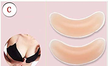 Breast enhancing inserts