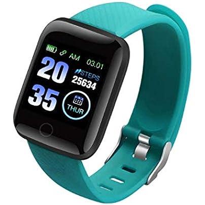 wojiaxiaopu Smart Watches Smart Wristband Heart Rate Watch Men Women Sports Watches Smart Band Waterproof Smartwatch Estimated Price £18.75 -