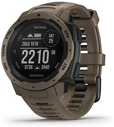 Garmin Instinct Tactical Constructed Resistance product image