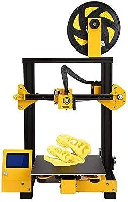 DjfLight Impresora 3D, Estructura de Metal Semi ensamblada con ...