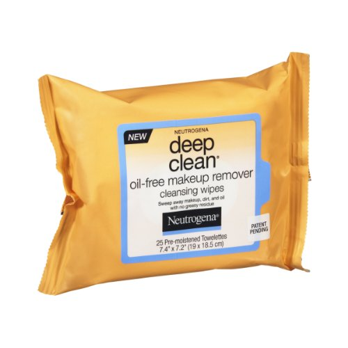 Neutrogena Oil Free Makeup Remover Cleansing