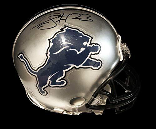 Signed Darius Slay Mini Helmet - 2009 2016 Logo - Autographed NFL Mini Helmets