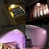HONWELL Tap Light 16 Color Changing Puck Lights