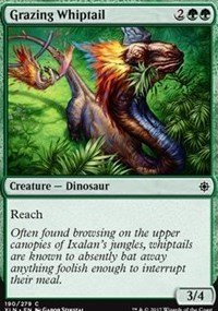Wizards of the Coast Grazing Whiptail - Ixalan